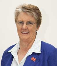 Treasurer Cr Jill Parker, Moyne Shire Council, VIC