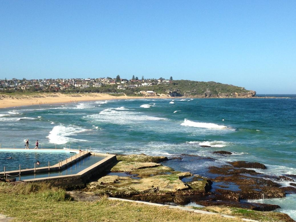Curl Curl Beach NSW