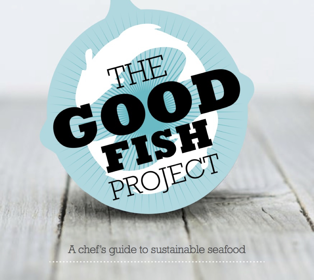 Cover of Good Fish Guide Booklet