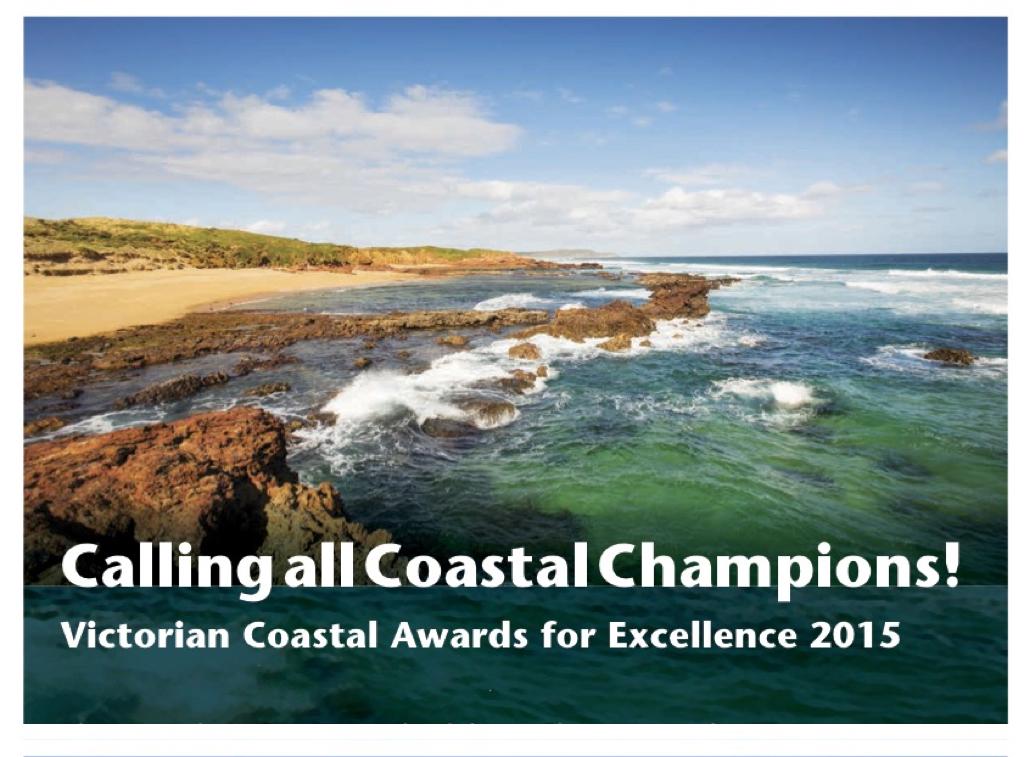 Calling coastal champions poster image