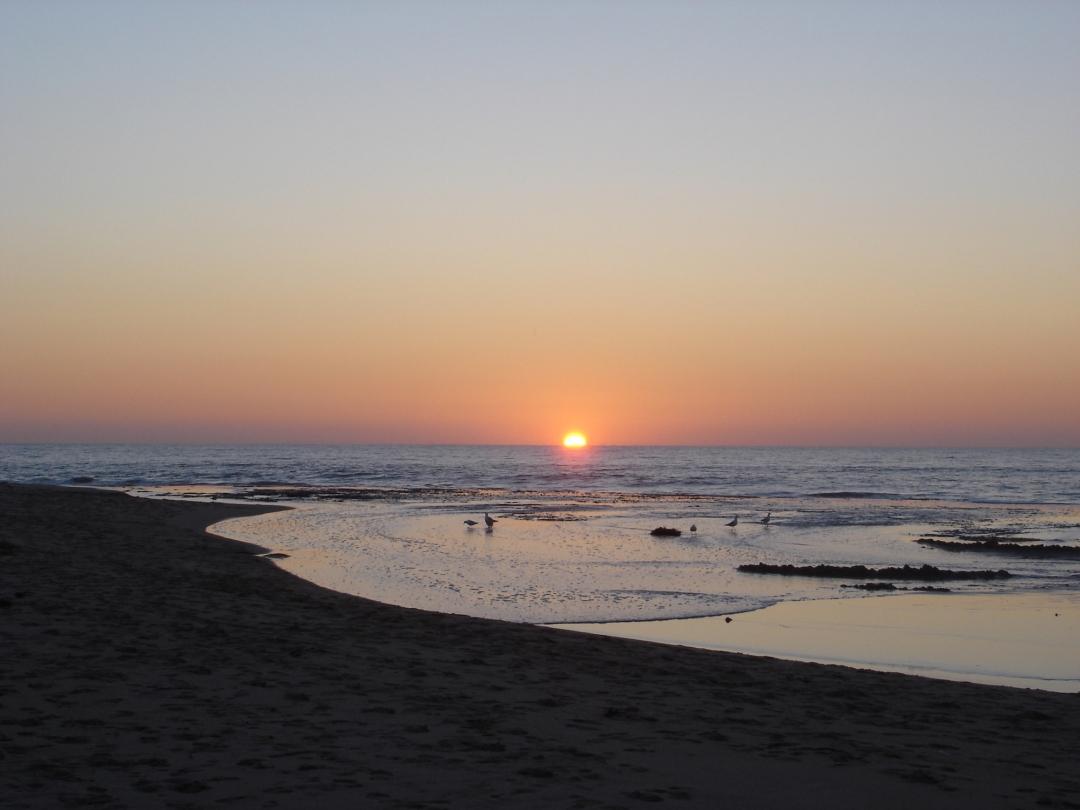 Sunset at Mandurah