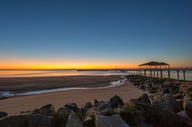 morning-at-redcliffe-beach